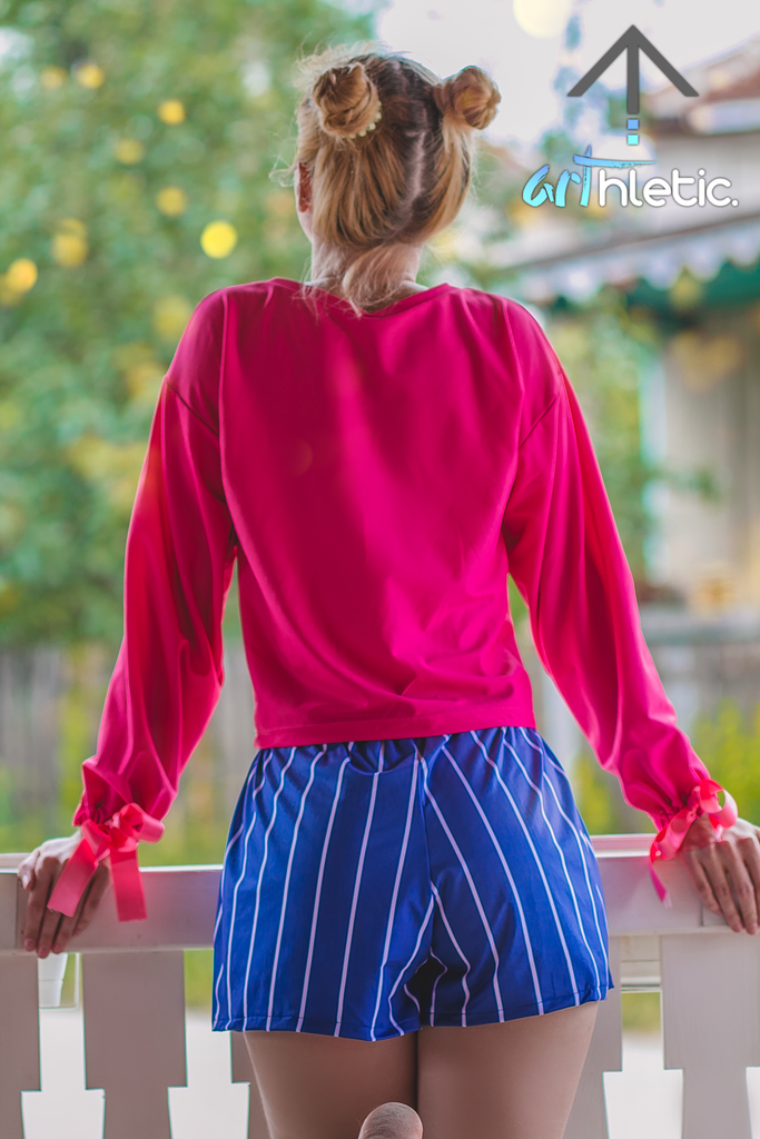 Yoga Girl Long Sleeve Top by arthletic-wear.myshopify.com I Long Sleeve Top I
