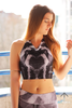 Intoxicated Crop Top - Arthletic Wear - 4