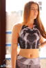 Intoxicated Crop Top - Arthletic Wear - 7