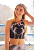 Intoxicated Crop Top - Arthletic Wear - 6