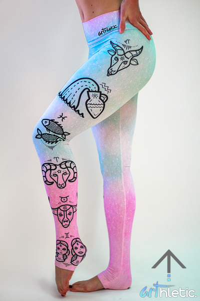 Zodiac Magic Leggings