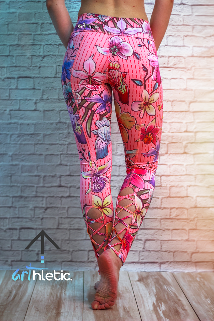 BeYOUtiful Leggings by arthletic-wear.myshopify.com I Leggings I