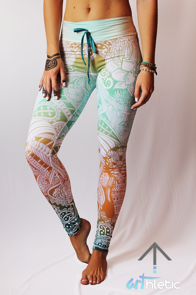 Shanti Leggings - Arthletic Wear - 1