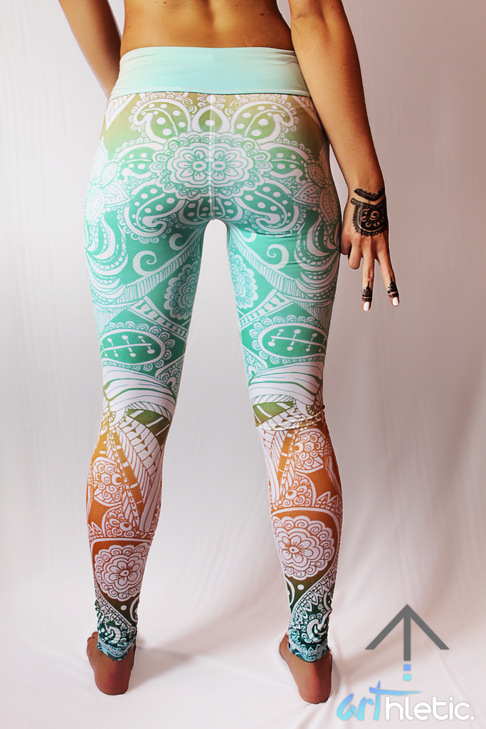 Shanti Leggings - Arthletic Wear - 3