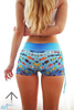 Summer vibes shorts - Arthletic Wear - 1