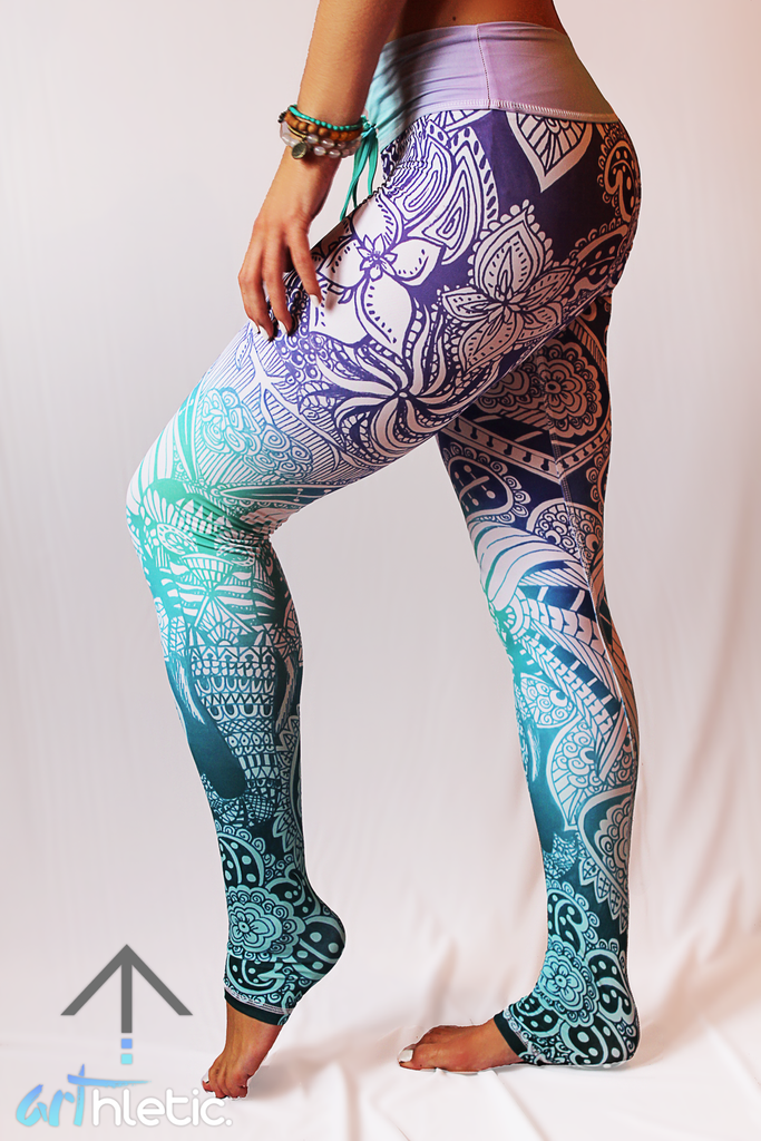 Kala Leggings - Arthletic Wear