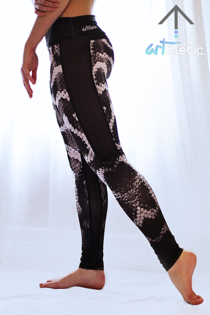 Intoxicated leggings - Arthletic Wear - 3