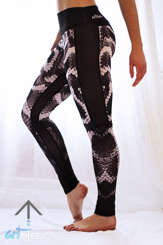 Intoxicated leggings - Arthletic Wear - 1