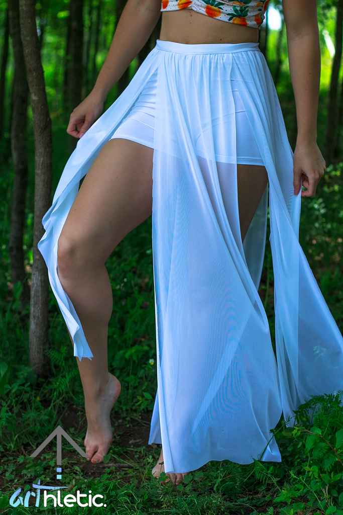 Malibu Goddess Skirt - Arthletic Wear