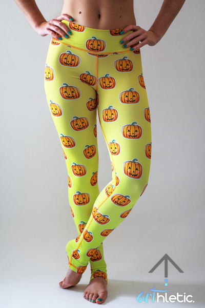 Pumpkin Spice Leggings