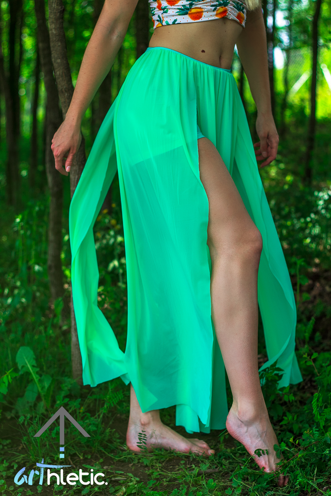Zakynthos Goddess Skirt by arthletic-wear.myshopify.com I Skirts I