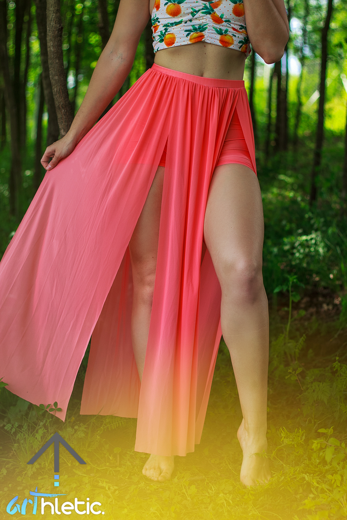 Hawaii Goddess Skirt - Arthletic Wear