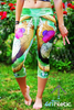 Feel the Love capris - Arthletic Wear - 3