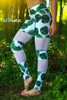 Tropical Goddess Leggings