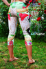 Feel the Love capris - Arthletic Wear - 5
