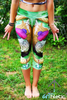 Feel the Love capris - Arthletic Wear - 2