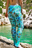 Seashell leggings - Arthletic Wear - 4