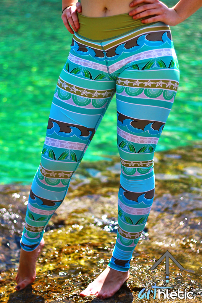 Oceana Leggings - Arthletic Wear