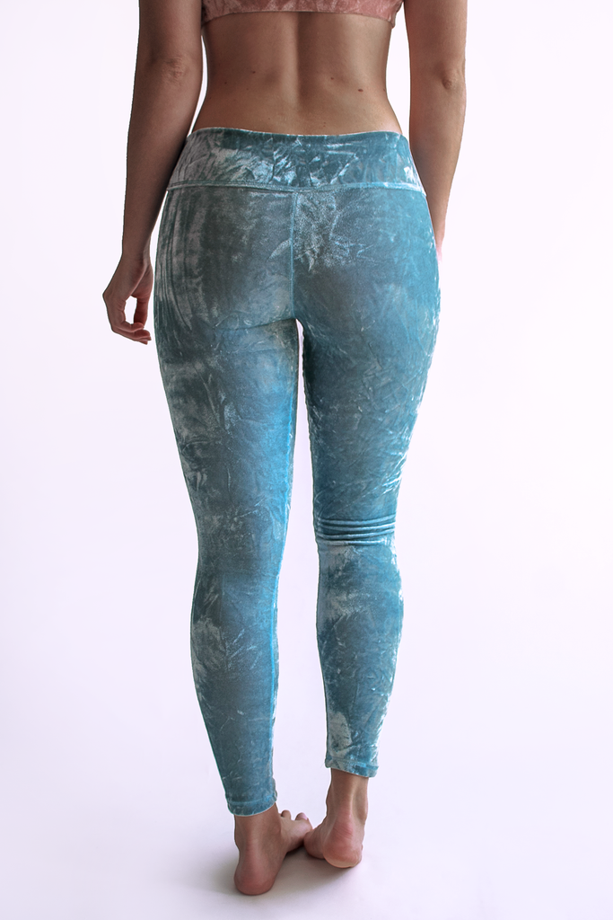 Holly Leggings - Topaz - Arthletic Wear