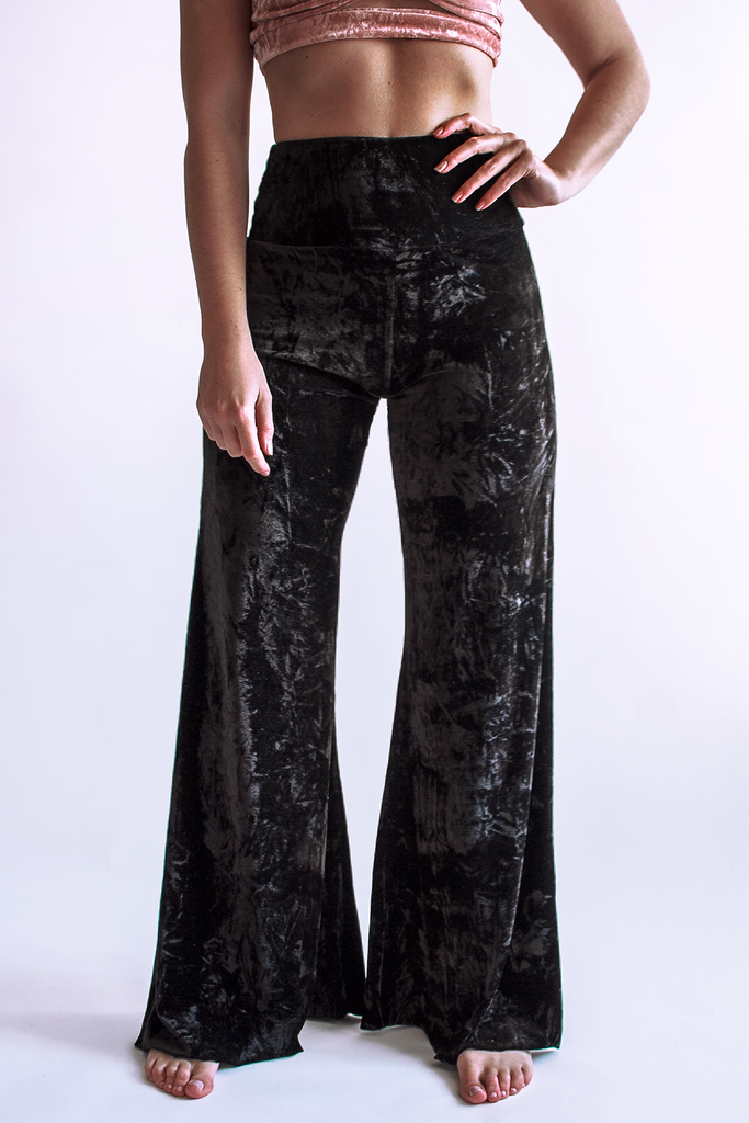 Eira Lounge Pants - Obsidian - Arthletic Wear