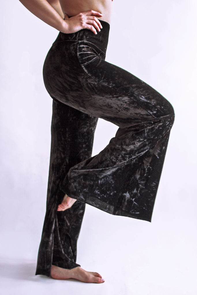 Eira Lounge Pants - Obsidian by arthletic-wear.myshopify.com I Lounge Pants I