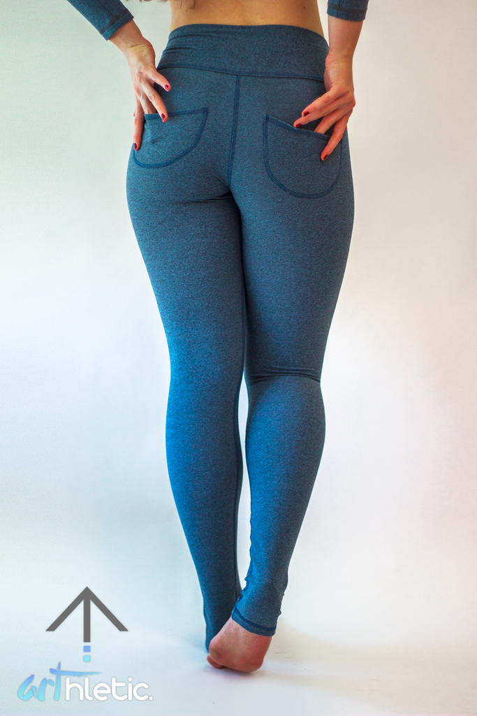 Noelle Leggings (FINAL SALE) - Arthletic Wear