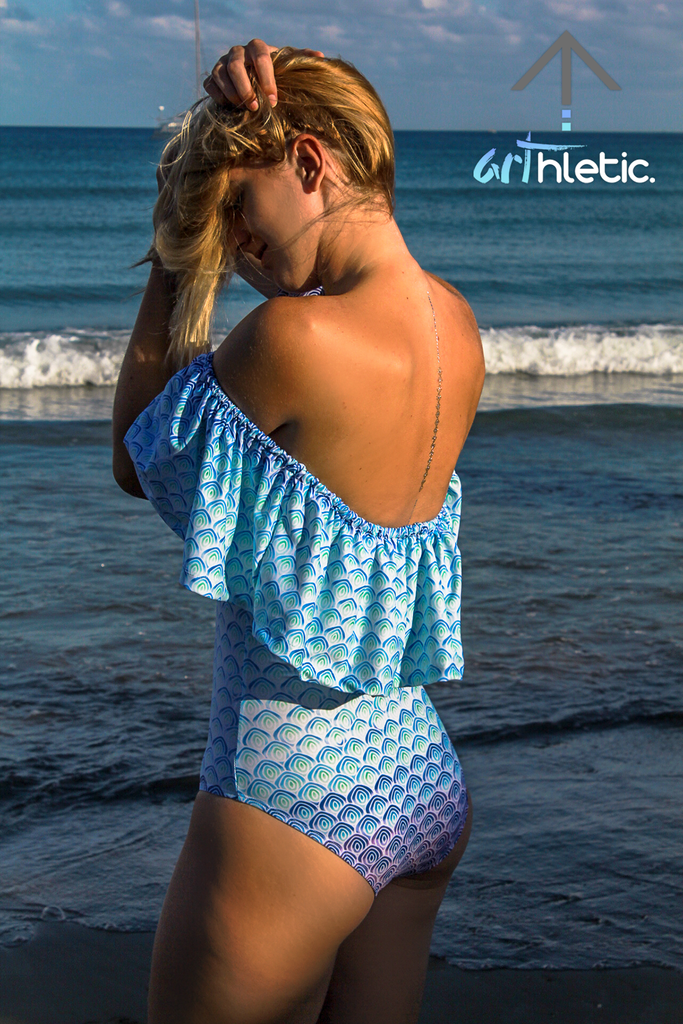 Laguna Swimsuit (S, M) - Arthletic Wear