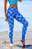 Oriental Leggings - Arthletic Wear - 1