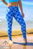 Oriental Leggings - Arthletic Wear - 5