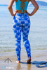 Oriental Leggings - Arthletic Wear - 3