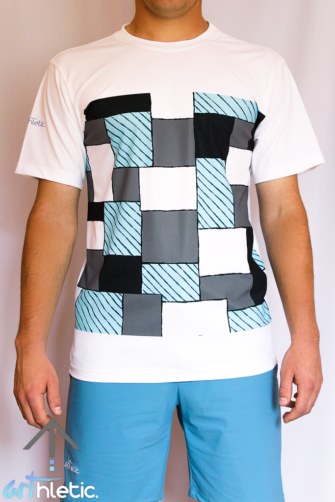 Cross Court Shirt - Arthletic Wear
