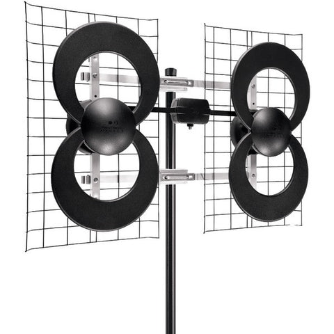 "ClearStream-TM-4-UHF-Outdoor-Antenna-with-20""-Mount-ADIC4CJM"