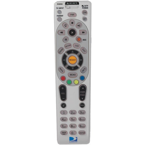 4-Device-IR-RF-DIRECTV-Replacement-Remote-ADXRC66RBX