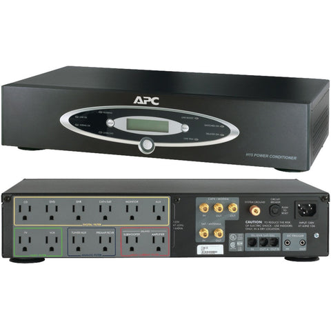 12-Outlet-H-Type-Rack-Mountable-Power-Conditioner-APNH15BLK