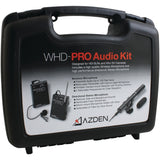 AZDEN Wireless/Shotgun Microphone Audio Kit for DSLR WHDPRO WHD-PRO