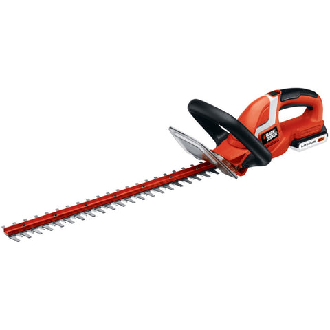 "20-Volt-22""-Lithium-Hedge-Trimmer-22""-dual-action-blades-cut-branches-faster-&-easier-with-40%-less-vibration-Cuts-branches-up-to-3/4""-thick-LHT2220"