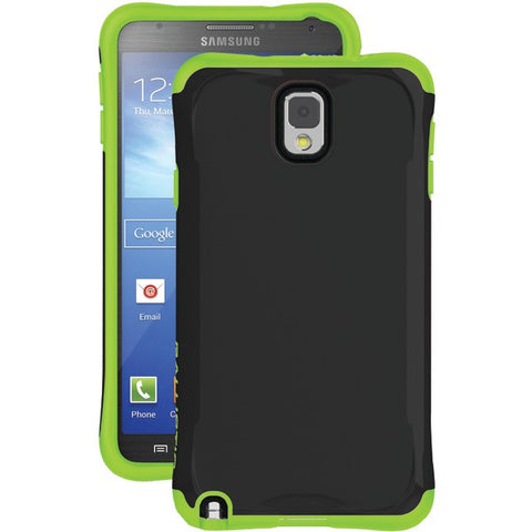 Samsung-Galaxy-Note-3-Aspira-Series-Case-Black-Green-BLCAP1262A005