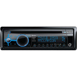 Single-DIN-In-Dash-CD-Receiver-with-Rear-USB-Port-Bluetooth-SiriusXM-TMReady-CLRCZ702