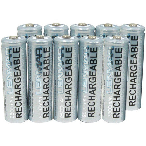 AA-10-Pack-2500mAh-Ni-MH-Batteries-LENPRO1025