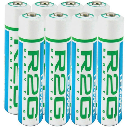 Ready-To-Go-Batteries-AAA-850mAh-8-pk-LENR2GAAA8