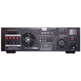 PYLE HOME 1,000-Watt AM/FM Receiver with Built-In DVD PD1000A PD1000A 6888889176