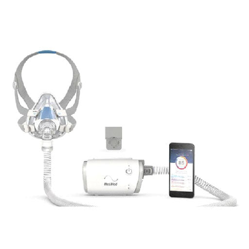 RESMED AIRMINI WITH AIRTOUCH F20 FULL FACE MASK