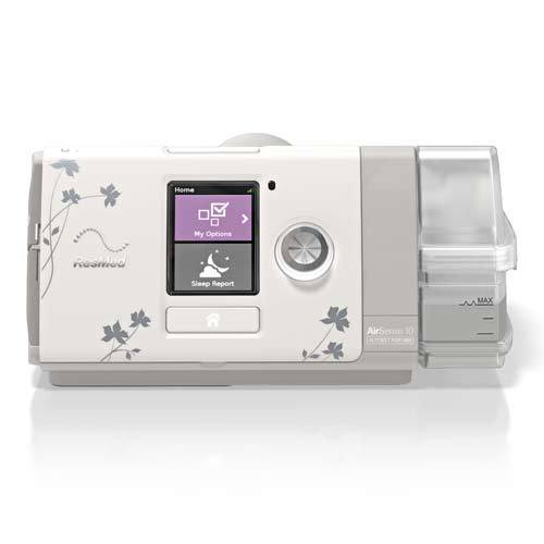 RESMED AIRSENSE 10 AUTOSET CPAP FOR HER + FREE 5 YEAR WARRANTY