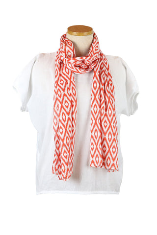 Papaya Seeds Scarf