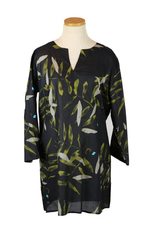 Black Vines KikiSol Tunic