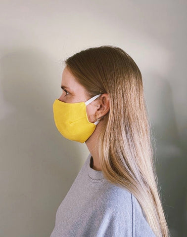 Fabric Face Mask by Graydawn Clothing