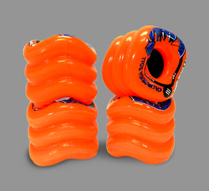 Shark Wheel California Roll 60mm 78a orange (jeu de 4 roues)