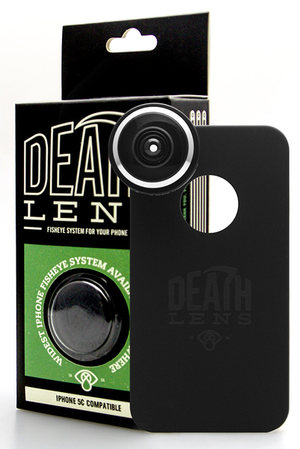 Fisheye Death Lens