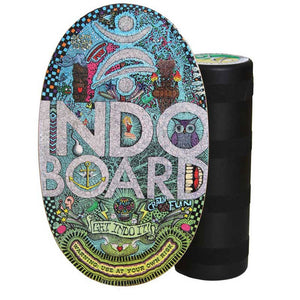 Indo Board - Original Graphic Doodle