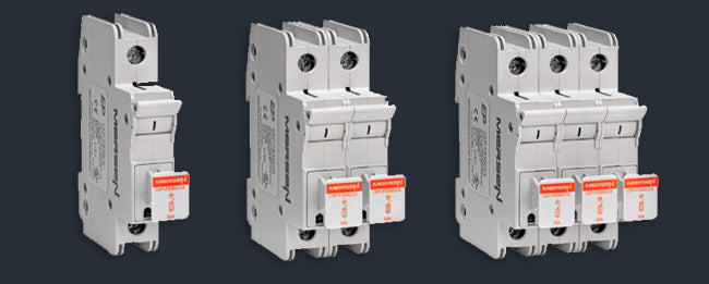 3 compact fuse switches